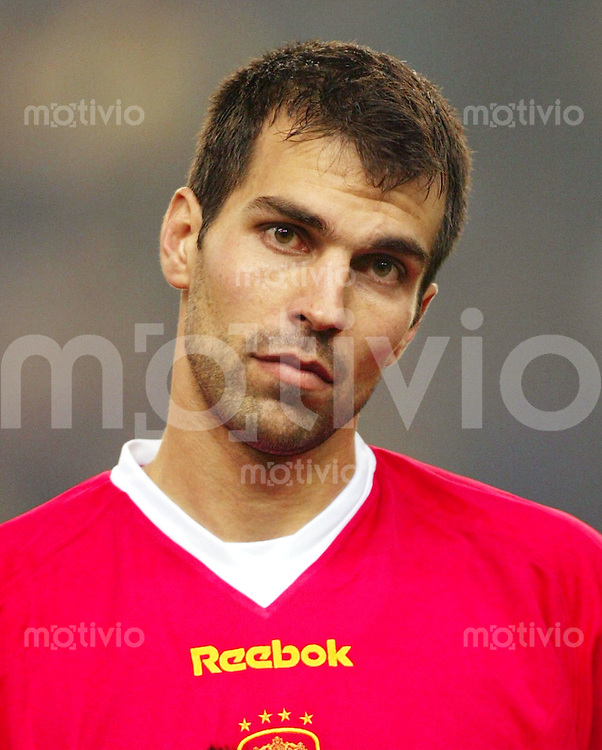 Fussball / International Saison 2002/2003 Markus BABBEL, portrait FC Liperpool