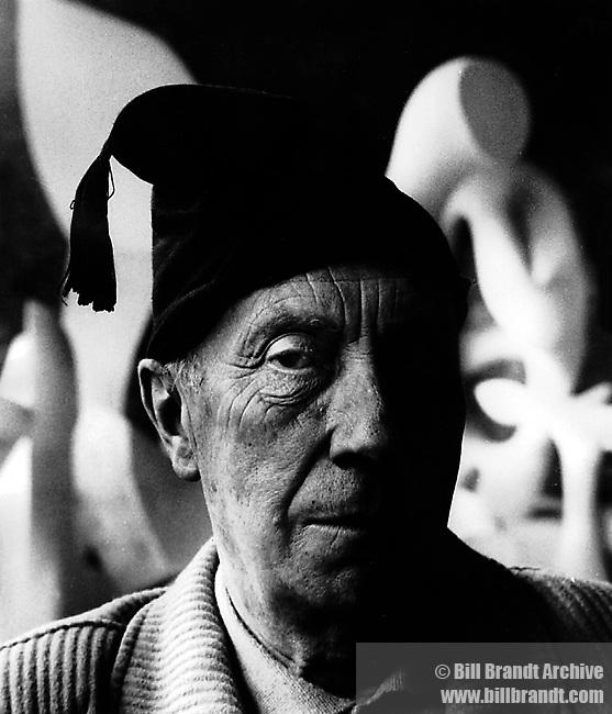 Jean Arp, 1956