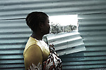 Amina, migrante clandestine