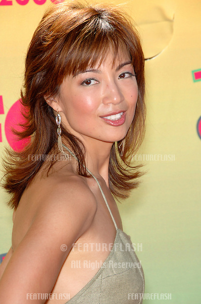 Actress MING-NA at the 2006 Teen Choice Awards at Universal City, Hollywood.20AUG2006  Los Angeles, CA.© 2006 Paul Smith / Featureflash