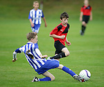 Action between FAB Academy v Sheffield Wednesday. Photo by Glenn Ashley