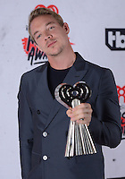 Diplo @ the 2016 iHeart Radio Music awards held @ the Forum.<br /> April 3, 2016