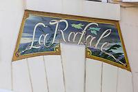 France, Pas-de-Calais (62), Côte d'Opale, Wimereux, station balnéaire - Villa Belle-Epoque , rue du Général de Gaulle / France, Pas de Calais, Cote d'Opale (Opal Coast), Wimereux, seaside resort: Villa Belle-Epoque , rue du Général de Gaulle