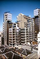 Richard Rodgers: Lloyd's of London. 1981-86.