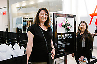 Marida Petitjean and Jessica attend the Prom Preview 2017 at The Shops at Montebello on April 8, 2017 (Photo by Jason Sean Weiss / Guest of a Guest)