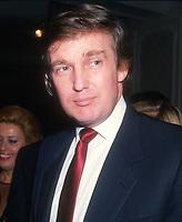 Donald Trump 1980s<br /> Photo By Michael Ferguson/PHOTOlink.net