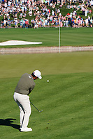 Byeong Hun An (KOR) on the 17th hole during the third round of the Waste Management Phoenix Open, TPC Scottsdale, Phoenix, USA. 31/01/2020<br /> Picture: Golffile | Phil INGLIS<br /> <br /> <br /> All photo usage must carry mandatory copyright credit (© Golffile | Phil Inglis)