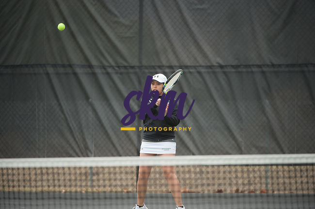 Stevenson women's tennis took on Delaware Valley Friday afternoon at Stevenson University.