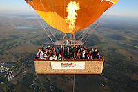 20150415 April 15 Hot Air Balloon Gold Coast