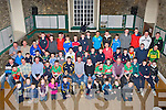 COISTE na nOg : Children from Crotta Hurling Club, Kilflynn who were presented with their medals & Trophys by Christy Ring Hurler of the Year Shane Nolan (ex crotta player) and Andrew Keane at a special ceremony in The Kilflynn Community Centre on Saturday evening,..