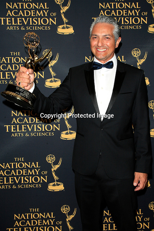 LOS ANGELES - APR 24: Jairo Lizarazu at The 42nd Daytime Creative Arts Emmy Awards Gala at the Universal Hilton Hotel on April 24, 2015 in Los Angeles, California