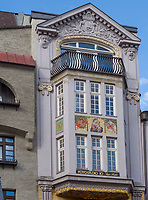 Maria-Theresien-Stra&szlig;e, Innsbruck, Tirol, &Ouml;sterreich, Europa<br /> Maria-Theresien St.,Innsbruck, Tyrol, Austria, Europe