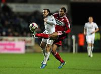 2012 11 12 Swansea City v Middlesbrough, Liberty Stadium, Wales, UK