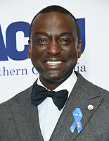 07 June 2019 - Hollywood, California - Yusef Salaam. ACLU 25th Annual Luncheon held at J.W. Marriott at LA Live. Photo Credit: Birdie Thompson/AdMedia