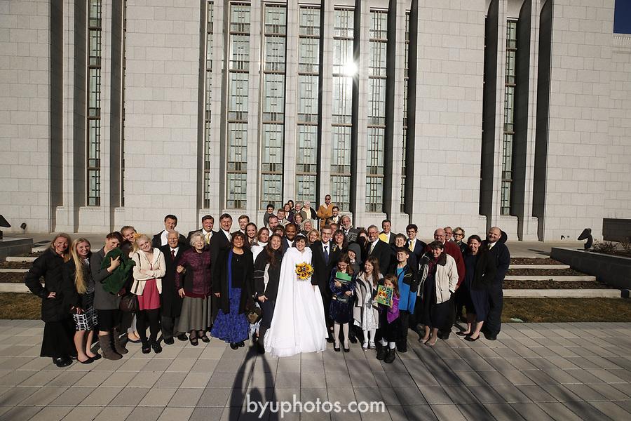 JSW 1711 Anderson Wedding 152<br /> <br /> JSW 1711 Anderson Wedding<br /> <br /> Derek and Becky Anderson - Draper Temple<br /> <br /> December 28, 2017<br /> <br /> Jaren Wilkey/BYU<br /> <br /> &copy; BYU PHOTO 2017<br /> All Rights Reserved<br /> photo@byu.edu  (801)422-7322