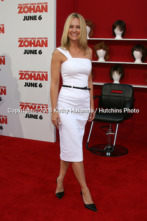 """Sharon Case.""""You Don't Mess with Zohan"""" World Premiere.Grauman's Chinese Theater.Los Angeles,  CA.May 28, 2008.©2008 Kathy Hutchins / Hutchins Photo ."""