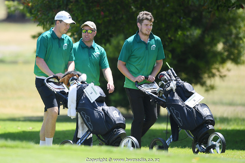 Aorangi, 2019 New Zealand Men's Interprovincials, Hastings Golf Club, Hawke's Bay, New Zealand, Tuesday 26th November, 2019. Photo: Kerry Marshall/www.bwmedia.co.nz