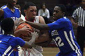 Southfield Christian at Southfield Lathrup, Boys Varsity Basketball, 12/15/14