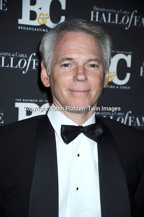 Sean McManus attending the 20th Annual  Broadcasting & Cable Hall of Fame Awards on October 27, 2010 at The Waldorf Astoria Hotel in New York City.