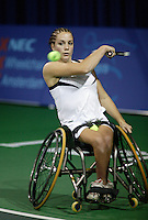 17-11-06,Amsterdam, Tennis, Wheelchair Masters, Jiske Griffioen
