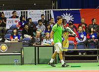 2011-02-08, Tennis, Rotterdam, ABNAMROWTT,  Yen-Hsun Lu