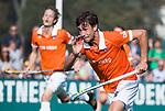 BLOEMENDAAL  - Florian Fuchs (Bl'daal)  Hoofdklasse competitie heren, Bloemendaal-HGC (7-2). COPYRIGHT KOEN SUYK