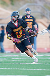 San Diego, CA 05/25/13 - Greg Newman (Torrey Pines #12) in action during the 2013 CIF San Diego Section Open DIvision Boys Lacrosse Championship game.  Torrey Pines defeated La Costa Canyon 7-5.