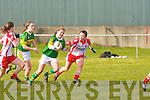 Kerry's l-r: Deborah Murphy and Patrice Dennehy..