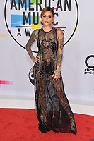 Kehlani at the 2017 American Music Awards at the Microsoft Theatre LA Live, Los Angeles, USA 19 Nov. 2017<br /> Picture: Paul Smith/Featureflash/SilverHub 0208 004 5359 sales@silverhubmedia.com