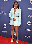Melina Matsoukas 097 attends the American Film Institute's 47th Life Achievement Award Gala Tribute To Denzel Washington at Dolby Theatre on June 6, 2019 in Hollywood, California