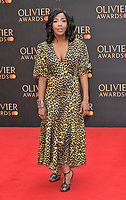 Angellica Bell at the Olivier Awards 2019, Royal Albert Hall, Kensington Gore, London, England, UK, on Sunday 07th April 2019.<br /> CAP/CAN<br /> ©CAN/Capital Pictures