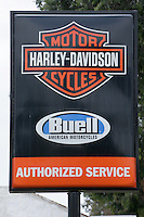 Buell<br /> Los Angeles<br /> October 19 2009<br /> Illustration of an Harley Davidson Buell dealership in Glendale.<br /> Harley-Davidson Inc. announced Thursday that it will shut down the business Buell started, the Buell Motorcycle Co. Erik Buell founded the sport-bike manufacturer in 1983, but it has been a wholly owned subsidiary of Harley since 1998.<br /> Walworth County officials are trying to put together a business deal that would see Erik Buell continue to manufacture motorcycles in the area.<br /> ID revpix91019011