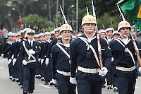SAO PAULO, SP 09 de julho 2013- Celebrações marcam a Revolução Constitucionalista de 1932, neste feriado de 9 de Julho, na região do Ibirapuera, na zona sul de São Paulo.    ADRIANO LIMA / BRAZIL PHOTO PRESS).