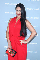 NEW YORK, NY - MAY 14: Nikki Bella at the 2018 NBCUniversal Upfront at Rockefeller Center in New York City on May 14, 2018.  <br /> CAP/MPI/RW<br /> &copy;RW/MPI/Capital Pictures