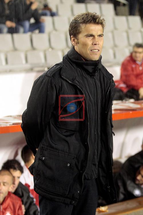 League Adelante 2012/2013 - Game: 22.<br /> CE Sabadell vs Girona: 4-1.<br /> Rubi.
