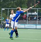 AMSTELVEEN - Jip Janssen (Kampong)    tijdens  de  eerste finalewedstrijd van de play-offs om de landtitel in het Wagener Stadion, tussen Amsterdam en Kampong (1-1). Kampong wint de shoot outs.  . COPYRIGHT KOEN SUYK