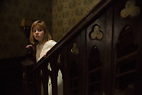 Annabelle: Creation (2017)<br /> Lulu Wilson<br /> *Filmstill - Editorial Use Only*<br /> CAP/KFS<br /> Image supplied by Capital Pictures