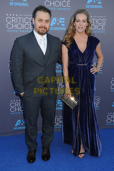 15 January 2015 - Hollywood, California - Theodore Melfi, Kimberly Quinn. 20th Annual Critics' Choice Movie Awards - Arrivals held the Hollywood Palladium.  <br /> CAP/ADM/BP<br /> &copy;Byron Purvis/AdMedia/Capital Pictures