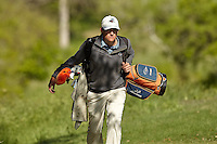 SAN ANTONIO, TX - MARCH 22, 2016: The University of Texas at San Antonio Roadrunners compete at the UTSA Lone Star Invitational Golf Tournament at the Briggs Ranch Golf Club. (Photo by Jeff Huehn)