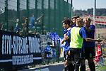Jubel &uuml;ber den verdienten Ausgleich beim Spiel in der Regionalliga Suedwest, TSV Steinbach - SV Waldhof Mannheim.<br /> <br /> Foto &copy; PIX-Sportfotos *** Foto ist honorarpflichtig! *** Auf Anfrage in hoeherer Qualitaet/Aufloesung. Belegexemplar erbeten. Veroeffentlichung ausschliesslich fuer journalistisch-publizistische Zwecke. For editorial use only.