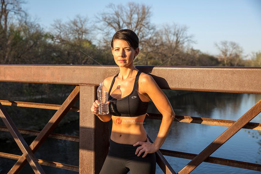 Austin's Lady Bird Lake Hike and Bike Trail is a well maintained route for marathon, triathlon and casual joggers, dog-walkers and cyclists.