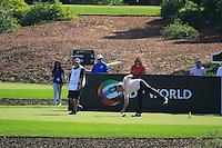 Miguel Angel Jimenez (ESP) on the third day of the DUBAI WORLD CHAMPIONSHIP presented by DP World, Jumeirah Golf Estates, Dubai, United Arab Emirates.Picture Fran Caffrey www.golffile.ie