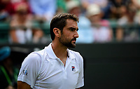 MARIN CILIC (CRO)<br /> <br /> TENNIS - THE CHAMPIONSHIPS - WIMBLEDON- ALL ENGLAND LAWN TENNIS AND CROQUET CLUB - ATP - WTA -ITF - WIMBLEDON-SW19, LONDON, GREAT  BRITAIN- 2017  <br /> <br /> <br /> &copy; TENNIS PHOTO NETWORK