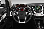 Car pictures of steering wheel view of a 2016 GMC Terrain Denali 5 Door SUV Steering Wheel