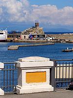 Hafen, Rio Marina, Elba, Region Toskana, Provinz Livorno, Italien, Europa<br /> port of Rio Marina, Elba, Region Tuscany, Province Livorno, Italy, Europe