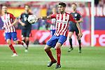 Atletico de Madrid's Augusto Fernandez during Champions League 2015/2016 Semi-Finals 1st leg match. April 27,2016. (ALTERPHOTOS/Acero)