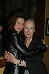 """General Hospital Florencia Lozano (OLTL), Kathleen Chalfant (AMC) and  star in """"Red Dog Howls"""" as it opens on September 24, 2012 at New York Theatre Workshop in New York City, New York with the after party at Phebe's.  (Photo by Sue Coflin/Max Photos)"""