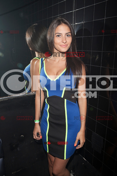 Christie Livoti of Brooklyn 11223 attends A Bad Girls Club Night Out at Splash in New York City. August 8, 2012. &copy;&nbsp;Diego Corredor/MediaPunch Inc. /Nortephoto.com<br />