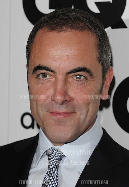 James Nebitt arriving at the GQ Men Of The Year Awards, at The Royal Opera House, London. 08/09/09. Picture by: Gerry Copper / Featureflash