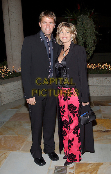 RITCHIE McDONALD & WIFE LAURIE.2004 BMI Country Awards held at Music Square East, Nashville, Tennessee , USA, 08 November 2004 ..full length.Ref: ADM.www.capitalpictures.com.sales@capitalpictures.com.©G.Shepherd/AdMedia/Capital Pictures .